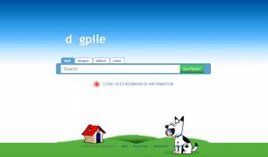 Suchmaschine Dogpile