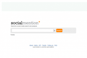 suchmaschine Social Mention
