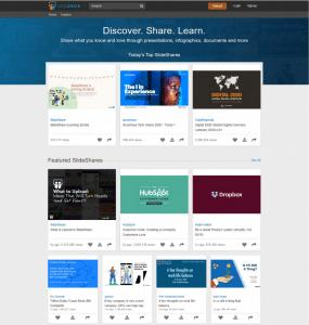 Slidesearch Suchmaschine