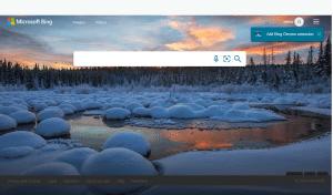 Bing Microsoft Suchmaschine