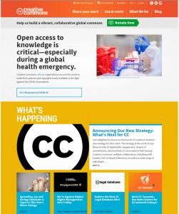creative Commons Suchmaschine
