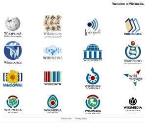 Wikimedia Suchmaschine
